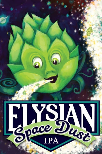 "Elysian Brewing ""Space Dust"" IPA"