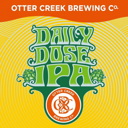 "Otter Creek Brewing ""Daily Dose"" IPA"