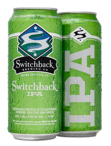 "Switchback Brewing ""IPA"""