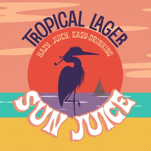 "Stony Creek Brewing ""Sun Juice"" Tropical Lager"