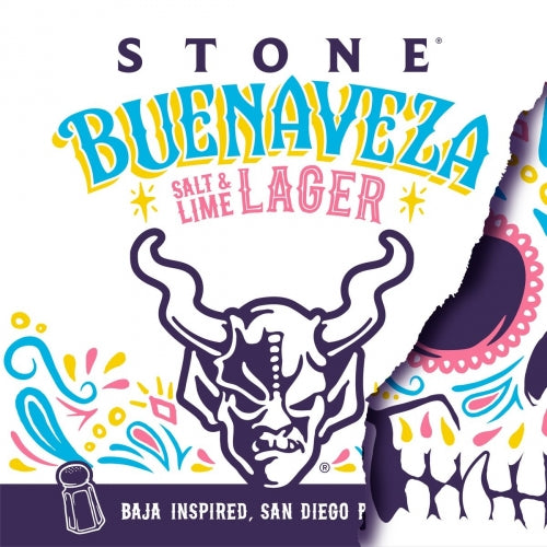 "Stone Brewing ""Buenaveza"" Salt & Lime Lager"