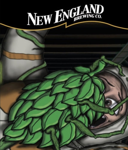 "New England Brewing Company ""Face Hugger"" IPA"