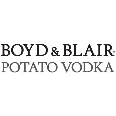 Boyd & Blair Vodka (151 Proof!)