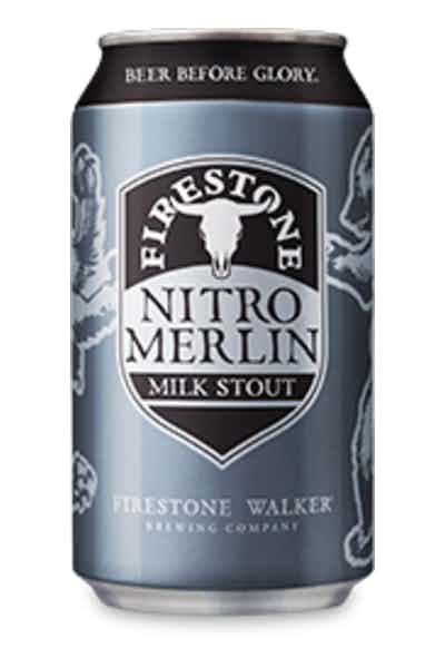 "Firestone Brewing ""Nitro Merlin"" Milk Stout"