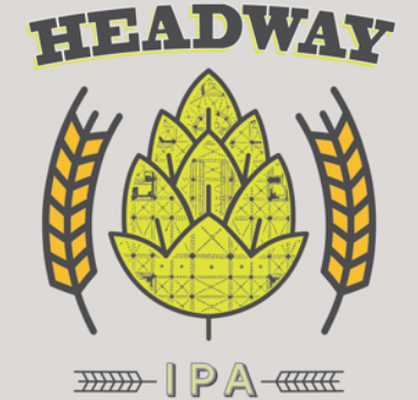 "Counterweight Brewing ""Headway"" IPA"