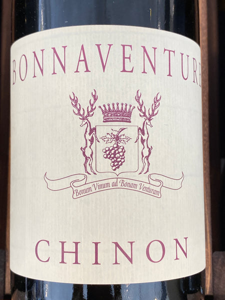 "Chateau de Coulaine ""Bonnaventure"" Chinon, 2018"
