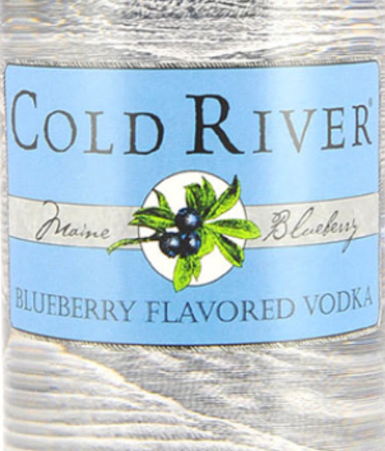 Cold River Blueberry Vodka