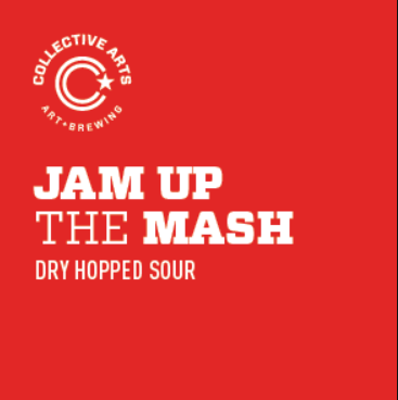 "Collective Arts ""Jam Up The Mash"" Sour"