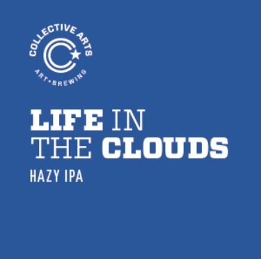 "Collective Arts Brewing ""Life In the Clouds"" DDH IPA"