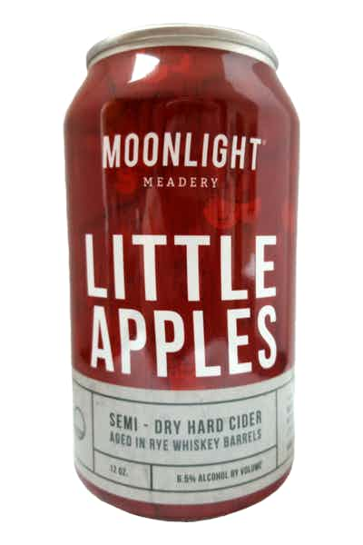 Moonlight Meadery Little Apples 4PK