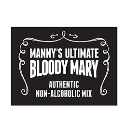 Manny's Ultimate Bloody Mary Mix (750ml)