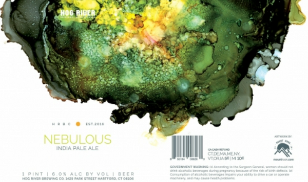 "Hog River Brewing ""Nebulous"" IPA"