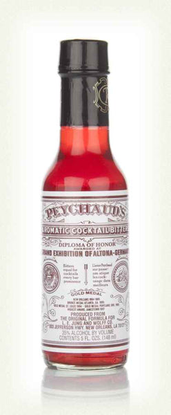 Peychaud's Aromatic Cocktail Bitters