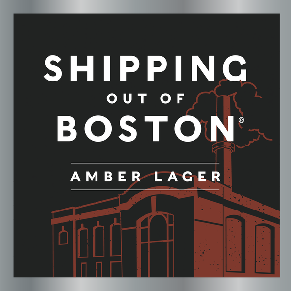 "Jack's Abby Brewing ""Shipping Out of Boston"" Amber Lager"