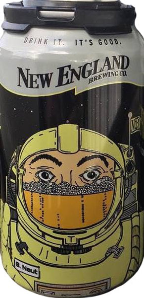 "New England Brewing Company ""SuperNaut"" IPA"