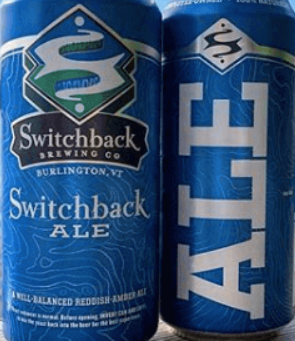 "Switchback Brewing ""Switchback Ale"" Amber Ale"