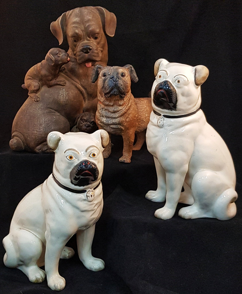 A Pug's Day Out; Adventures to the Sydney AAADA Antiques & Arts Fair