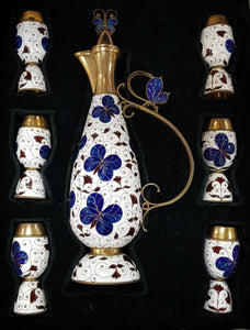 Russian Coffee/Decanter Set [BD062]