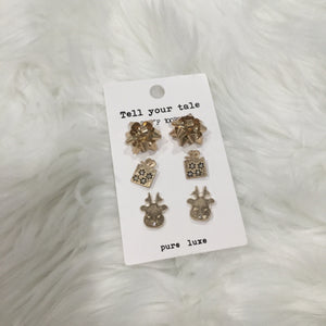 Christmas Earring Sets