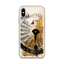 Load image into Gallery viewer, Liquid Glitter Phone Case, submarine gauge - Local Web Store - [product type] Collection