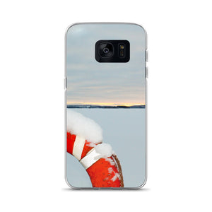 Samsung Case, lifering in winter-Marine-Local Webstore