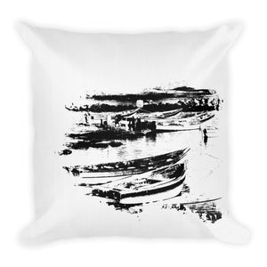 Premium Pillow, small fishing boats-Marine-Local Webstore
