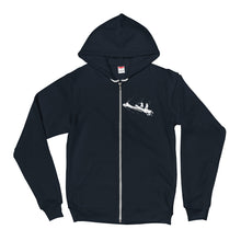 Load image into Gallery viewer, Zip Hoodie, tall ship bow-Marine-Local Webstore