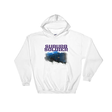 Hooded Sweatshirt, suburb - Local Web Store - [product type] Collection