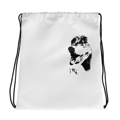 Drawstring Bag, dachshund - Local Web Store - [product type] Collection