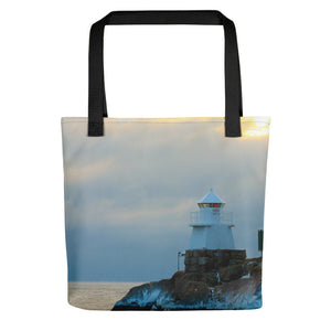 Tote Bag, lighthouse-Marine-Local Webstore