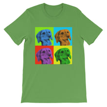 Load image into Gallery viewer, Unisex T-Shirt, Andy Warhol dachshund-Dachshund-Local Webstore