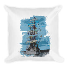 Load image into Gallery viewer, Premium Pillow, tall ship-Marine-Local Webstore
