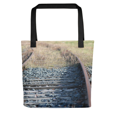 Tote Bag, railway line - Local Web Store - [product type] Collection