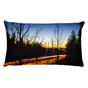 Premium Pillow, highway-Freedom-Local Webstore