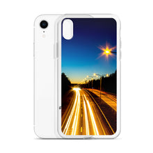 Load image into Gallery viewer, iPhone Case, highway at night - Local Web Store - [product type] Collection