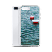 Load image into Gallery viewer, iPhone Case, wintery buoys-Marine-Local Webstore