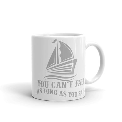 Mug, no fail when sail-Marine-Local Webstore