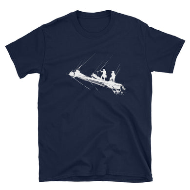 Bargain T-Shirt, tall ship bow-Marine-Local Webstore