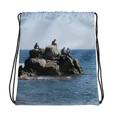 Drawstring Bag, fishermen-Marine-Local Webstore