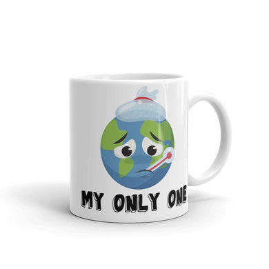 Mug, my only one-Sustainability-Local Webstore