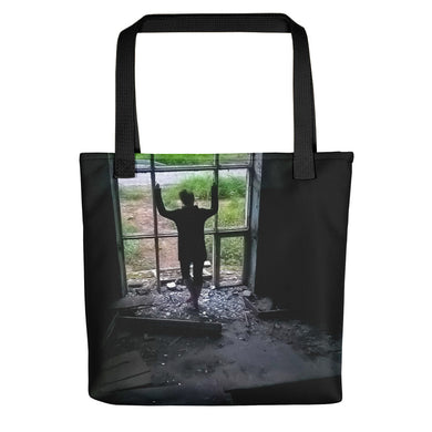 Tote bag, seeking freedom - Local Web Store - [product type] Collection