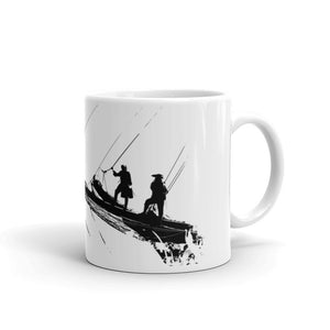 Mug, bow of a tall ship - Local Web Store - [product type] Collection