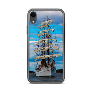 iPhone Case, tall ship - Local Web Store - [product type] Collection