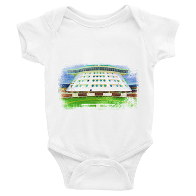 Infant Bodysuit, front of cruise ship-Marine-Local Webstore