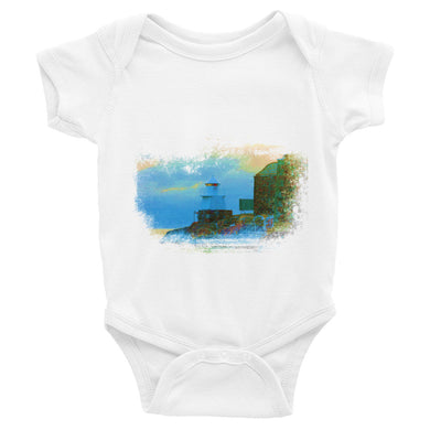 Infant Bodysuit, lighthouse - Local Web Store - [product type] Collection