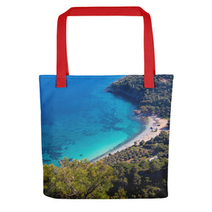 Tote Bag, shoreline-Marine-Local Webstore