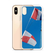 Load image into Gallery viewer, iPhone Case, flying flags-Marine-Local Webstore