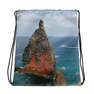Drawstring Bag, coastline-Marine-Local Webstore