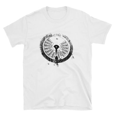 Bargain T-Shirt, submarine gauge-Marine-Local Webstore