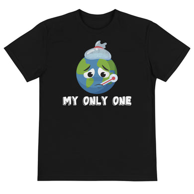 Sustainable T-Shirt, my only one-Sustainability-Local Webstore